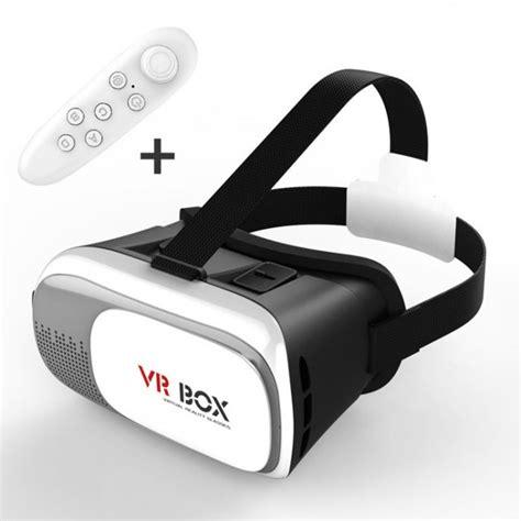 Termurah Vr Box 2 Second Generation Reality For Smartphone cardboard 2nd generation 3d vr box ii 2 0 vr glasses helmet 3d vr helmet