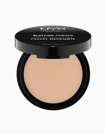 Nyx Blotting Powder blotting powder by nyx professional makeup products