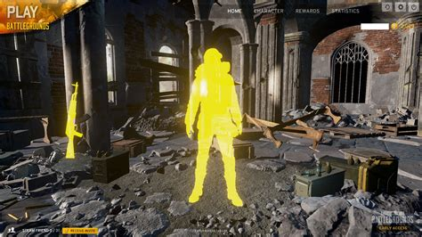 pubg yellow release playerunknown s battlegrounds chams mpgh