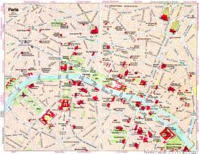 top tourist attractions map must see travel