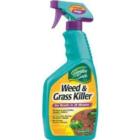 Best Killer For Patios by Garden Safe Grass Killer Soap