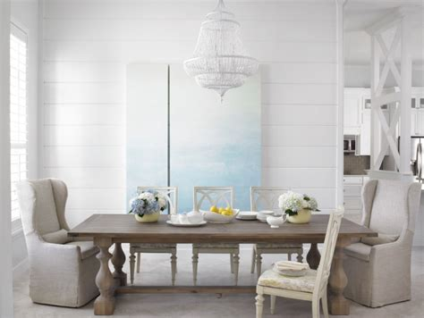 coastal dining room chairs 20 coastal dining room designs ideas design trends