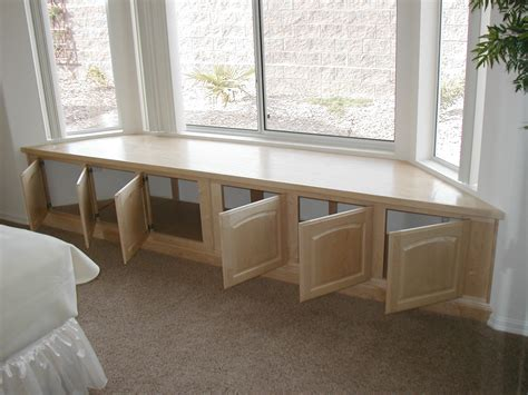 window bench seat with storage bay window seat storage for the home pinterest