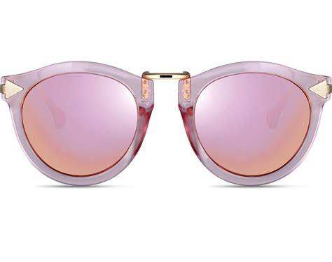 Chic Sunglasses by Retro Chic Sunglasses Pink Cat Fashion