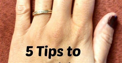 7 Tips To Stop Biting Your Nails by 5 Tips To Stop Biting Your Nails Health