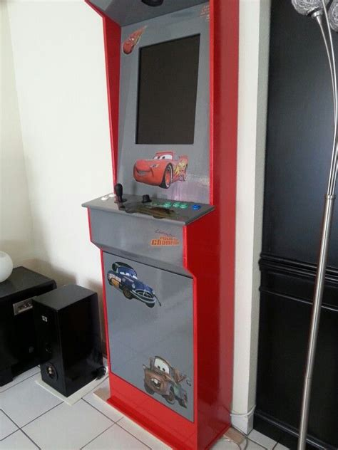Thin Arcade Cabinet 34 best images about diy arcade joystick on