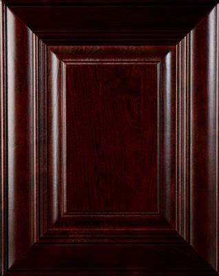 mahogany kitchen cabinet doors cherry wood door quot dark mahogany quot stain cabinet door