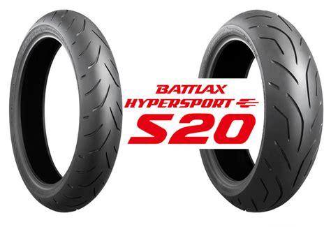 Motorradreifen Zwei Mischungen by Bridgestone Battlax S20 Evo Motorradreifen Motorradreifen