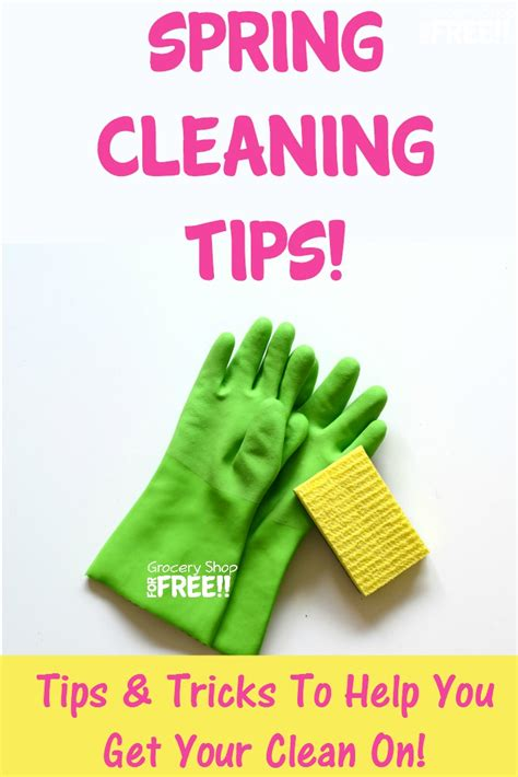spring home tips spring home cleaning tips