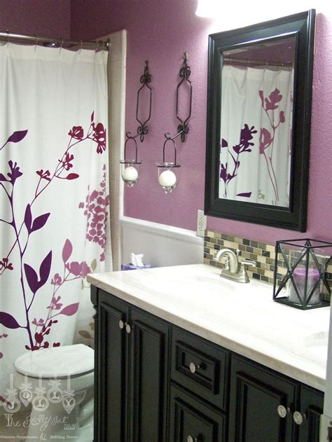 Purple Bathroom Vanity by Best 25 Black Bathroom Vanities Ideas On