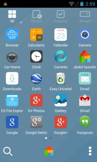 doodle launcher dodol launcher for android gorgeous themes extensive