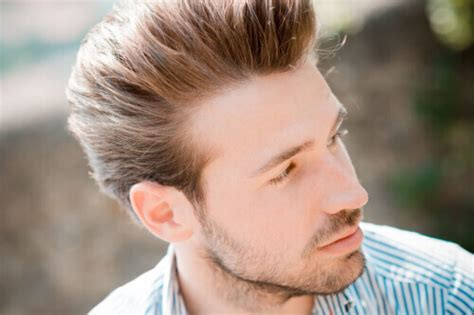 hairstyles for medium length poofy hair 2018 s best mens hairstyles haircuts