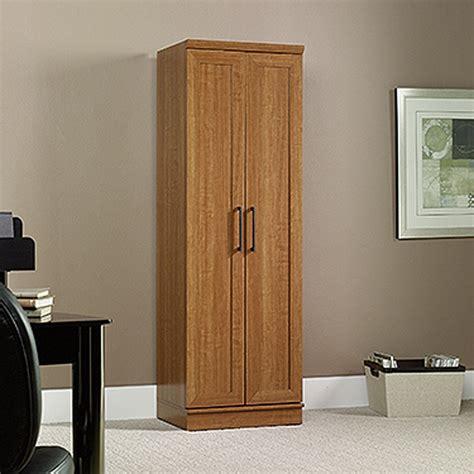 Homeplus Storage Cabinet by Homeplus Storage Cabinet Oak D 411963 Sauder