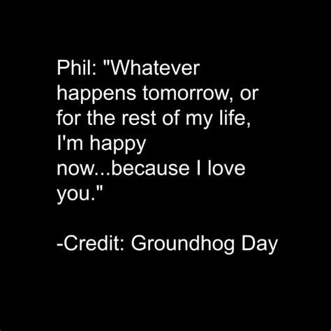 groundhog day day one lyrics groundhog quotes quotesgram