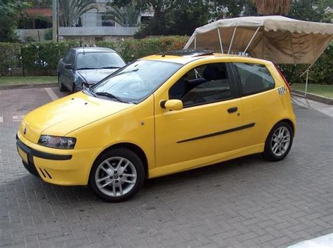 fiat punto 2001 2001 fiat punto photos informations articles