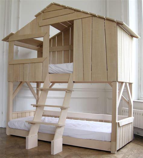 lit cabane enfant couchage