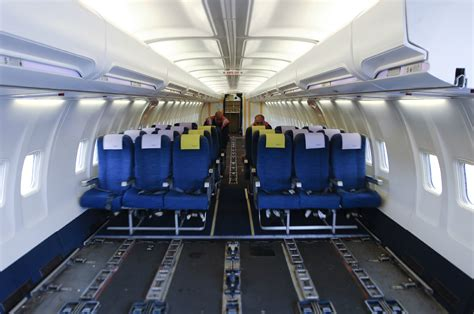 Emergency Floor Plan cabin design can a commercial cargo aircraft be