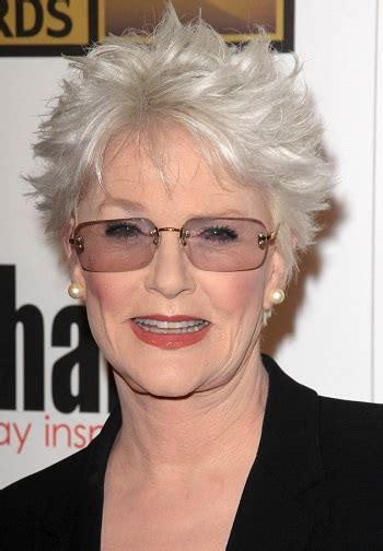hairstyles for 70 gray hair hairstyles sharon gless 2012 critics choice television