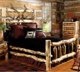 elk home decor elk antler aspen log beding rustic home decor