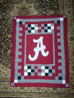 Alabama Quilt Pattern by Quilts Roll Tide Quilts On 54 Pins