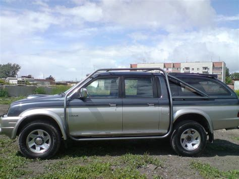 mitsubishi l200 2005 2005 mitsubishi l200 for sale 2500cc diesel manual for