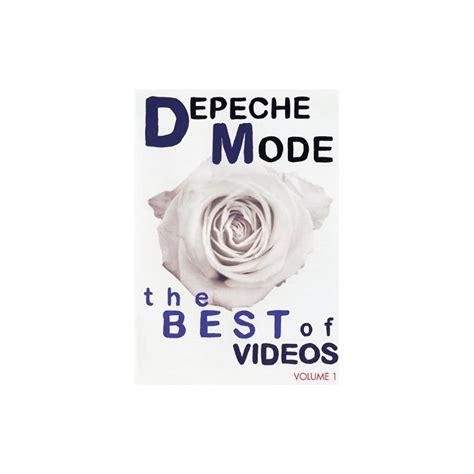 depeche mode best of volume 1 depeche mode the best of volume 1 dvd dm