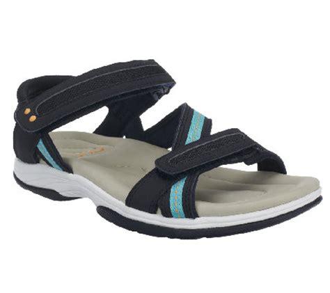 qvc ryka sandals ryka adjustable sandals w backstrap juno qvc