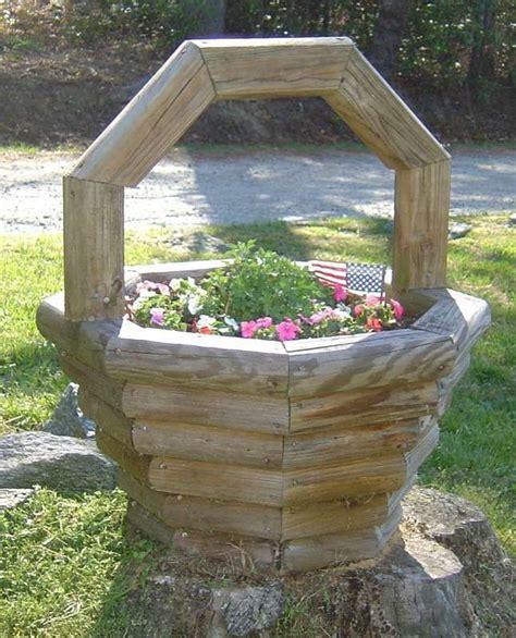 Landscape Timber Basket Planter Plans Free Landscape Timber Basket Planter Plans 28 Images The