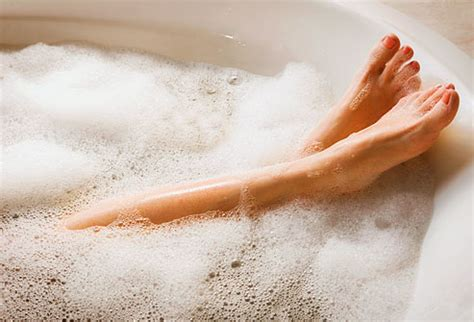 feet in bathtub rls remedies in pictures home care for better sleep