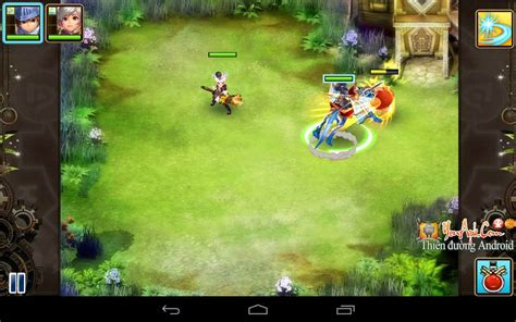 game rpg mod cho android fantasyheroes hd v1 09 mod tiền game rpg đẹp cho android