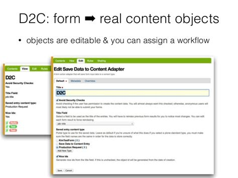 plone workflow easy business processes with plone forms and workflow