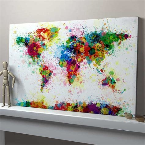 Bilder Malen Ideen by Learn The Basics Of Canvas Painting Ideas And Projects