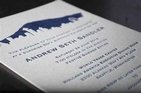 Wedding Invitations Seattle by Wedding Invitations Seattle Wedding Invitation Ideas