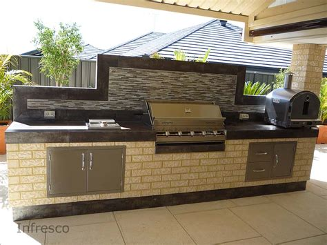 modular stainless steel outdoor kitchen cabinets