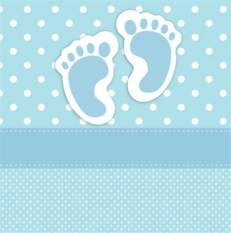 baby templates baby footprints card template free stock photo