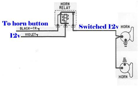 what is a horn relay for moparts question and answer