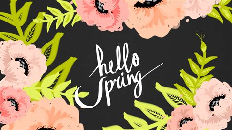 spring wallpaper hd tumblr hello there spring cocorrina