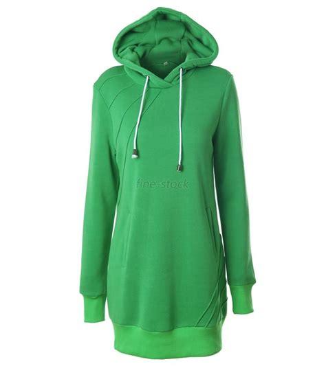 Hoodie Shirt casual sleeve hoodie coat sweatshirt shirt jumpsuit hooded dress ebay