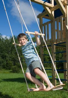 turn troline into swing turn your old swing set into a play fort small world land