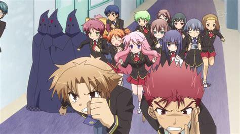 baka to test baka to test for anime
