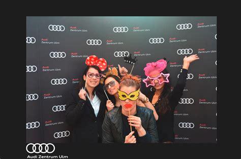 Audi Centrum Ulm by Emotion Events Gmbh Die Wilde Fotobox F 252 R Deine