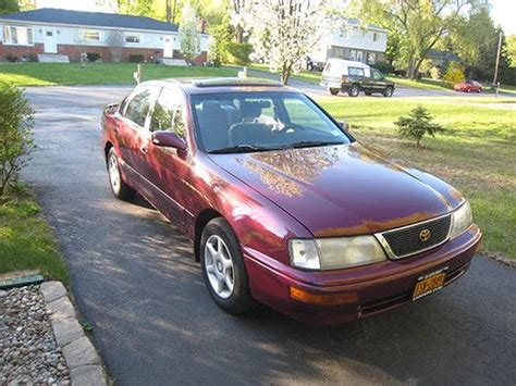 buy car manuals 1996 toyota avalon windshield wipe control find used 1996 toyota avalon xl well maintained remote starter in schenectady new york
