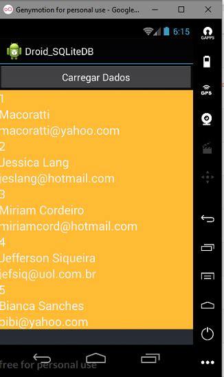 xamarin layoutinflater xamarin android exibindo dados de um banco de dados