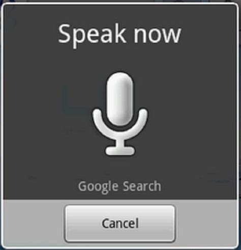 voice search app for android voice search in the chrome browser for pcs and mac being android