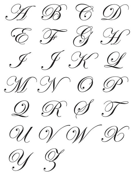 tattoo lettering peeling edwardian script font script fonts pinterest first