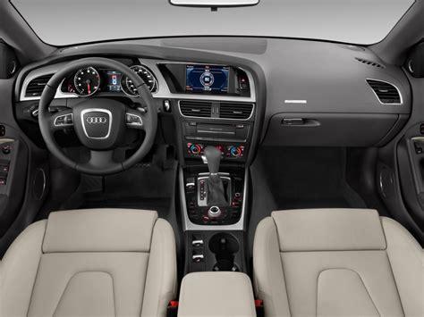 audi dashboard a5 image 2011 audi a5 2 door cabriolet auto fronttrak