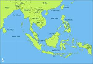 Map Of Asia With Countries by Map Of Asia Countries Image Search Results