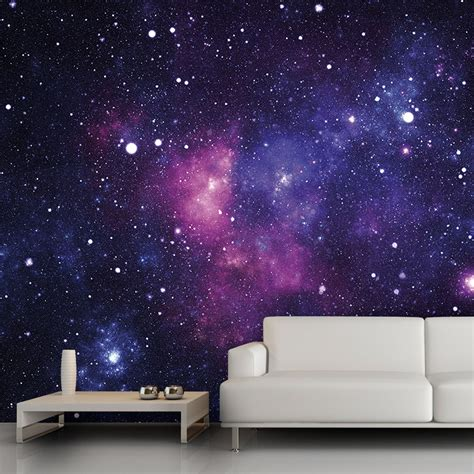 galaxy wallpaper decor galaxy wall mural 13 x9 54 trying to think of cool