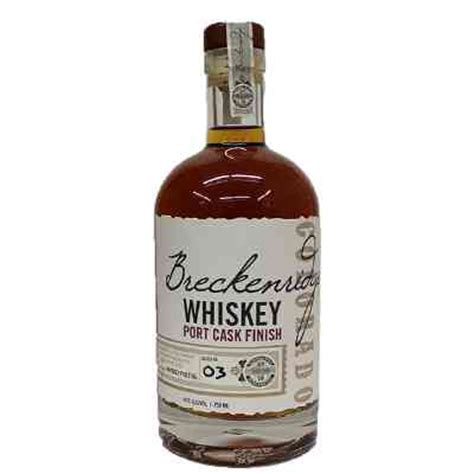 breckenridge port cask whiskey reviews and ratings