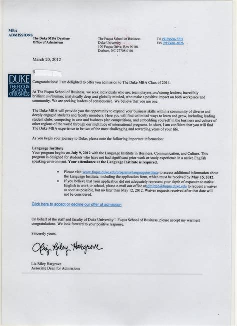 Duke Rejection Letter Undergraduate Definition Of Undergraduate By The Free